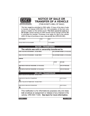 Oregon Dmv Form 6890 - Fill Online, Printable, Fillable, Blank ...