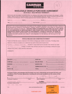 Auto Dealer Wholesale Order Form on wholesale clothing, wholesale real estate, wholesale cosmetics,