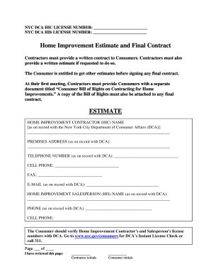 Download Home Improvement Invoice Template Rabitahnet - Home improvement invoice
