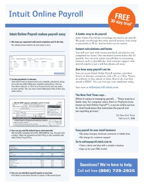 paystub template untuit form Fill Online, Printable, Fillable ...