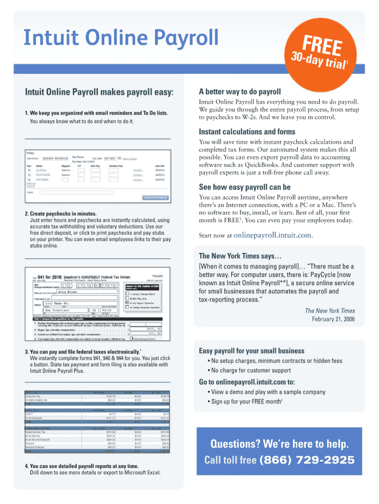 Paystub Template Untuit - Fill Online, Printable, Fillable