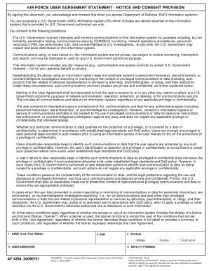 Af4394 - Fill Online, Printable, Fillable, Blank | PDFfiller
