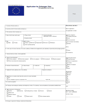 Fillable Online Denmark Visahq Denmark Business Visa Application Form Denmark Visa Visahq In Denmark Visahq Fax Email Print Pdffiller