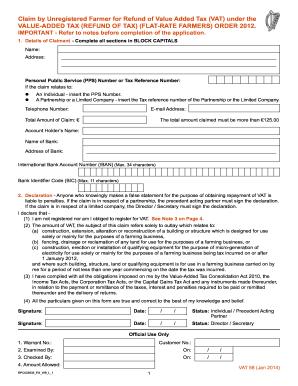 vat return form uae pdf
