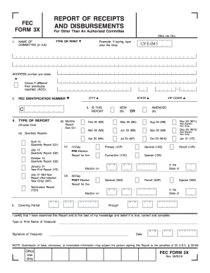 Federal 3x - Fill Online, Printable, Fillable, Blank | PDFfiller
