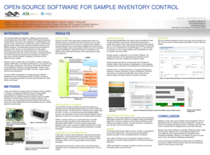 Open-Source Software for Sample Inventory