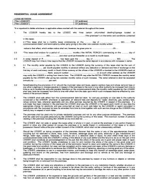20 Printable Memorandum Of Lease Form California Templates
