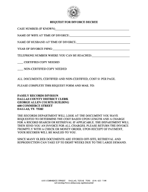 Bill Of Sale Form Texas Divorce Petition Form 2 Without Children ...