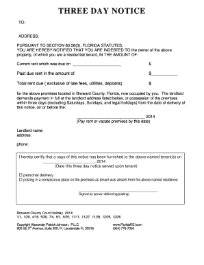 3 day notice to pay or quit tenant rights forms and templates 3 day notice to pay or quit tenant rights thecheapjerseys Choice Image