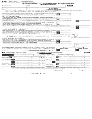 Gst34 form