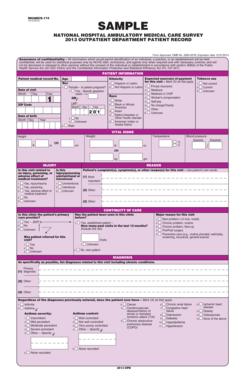 19 printable sample patient satisfaction survey questionnaire forms