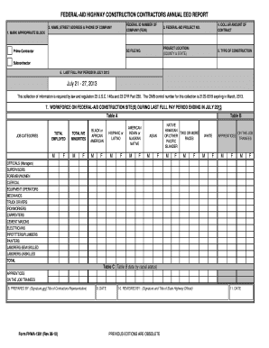 Form Fhwa 1391 Rev 06 11 - Fill Online, Printable, Fillable, Blank ...