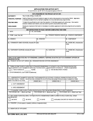 160r full form fill online printable fillable blank pdffiller
