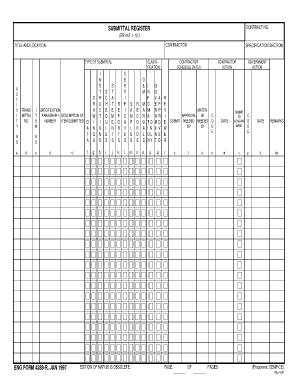 Eng Form 4288 R - Fill Online, Printable, Fillable, Blank | PDFfiller