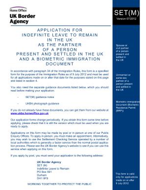 set m application form