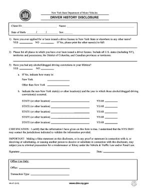 Mv 47 - Fill Online, Printable, Fillable, Blank | PDFfiller