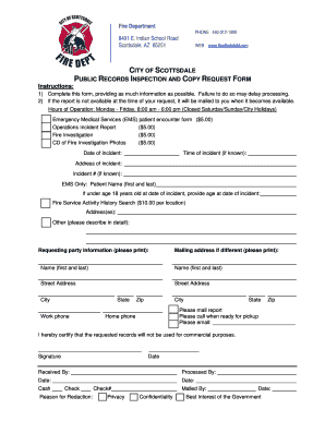 Printable free sample of incident report letter - Edit, Fill Out