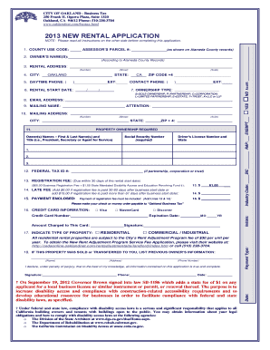 Rental Application For Email Fill Online Printable Fillable - Emailable rental application