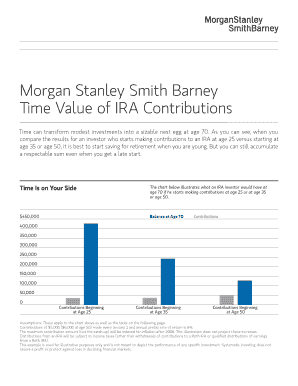 morgan stanley ira withdrawal form