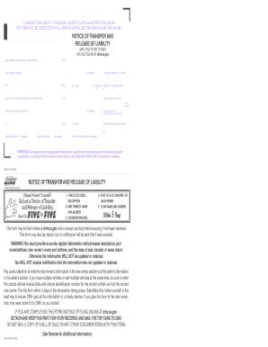 Dmv Release Of Liability >> 2012-2018 Form CA DMV REG 138 Fill Online, Printable