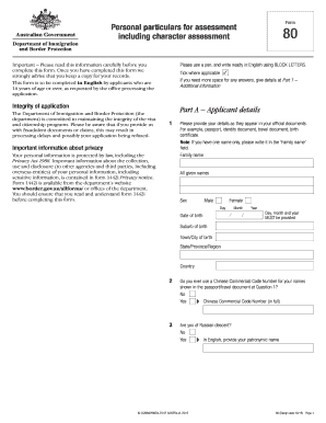 489 Visa Checklist - Fill Online, Printable, Fillable, Blank