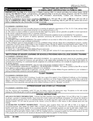 Va Form 22 8864 - Fill Online, Printable, Fillable, Blank | PDFfiller