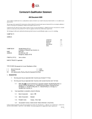 aia a305 template - a305 form forms and templates fillable forms samples
