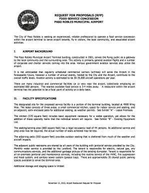 Sample Restaurant Lease Agreement Edit Fill Print