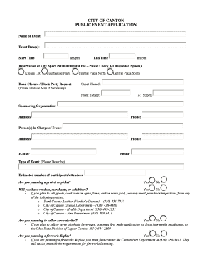 Edit Fill Out Download Form Templates In PDF Word - Event planning business plan template