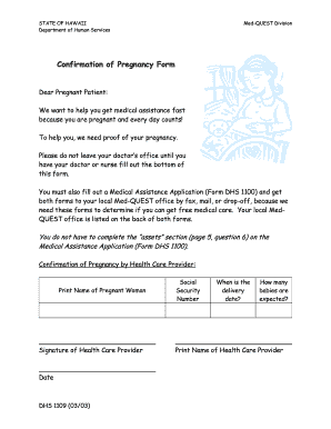 proof of pregnancy form Free Fake Pregnancy Papers Downloads - Fill Online, Printable ...