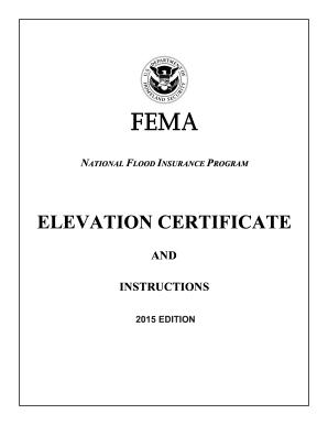2015-2017 Form FEMA 086-0-33 Fill Online, Printable, Fillable ...
