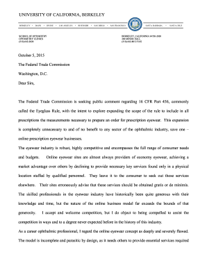 Letterhead template REV - ftc