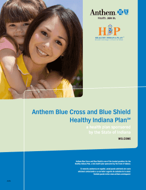 blue cross blue shield anthem to Download in Word & PDF ...