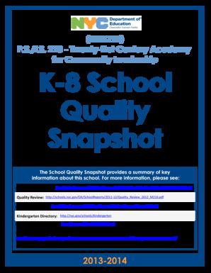 Fillable Online schools nyc PSIS 210 - Twenty-first Century ...