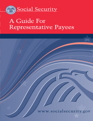 A Guide For Representative Payees - Social Security Administration - ssa