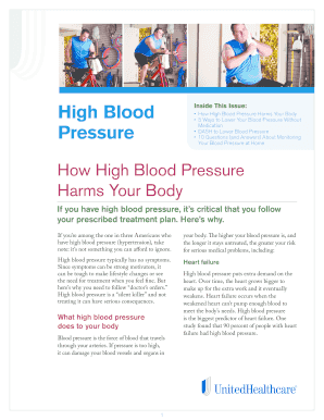 High Blood Pressure Version 3 - benefitoptions az