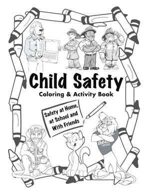 Fillable Online Legislature Mi Child Safety Coloring Activity Book