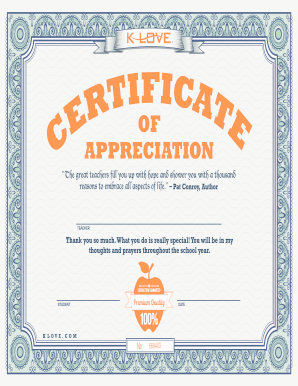 Online fill the certificate of appreciation form fill online online fill the certificate of appreciation form yadclub Images