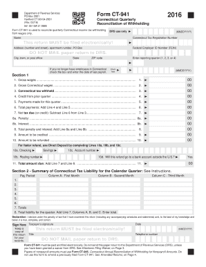 941 For 2016 >> 18 Printable Form 941 Templates Fillable Samples In Pdf