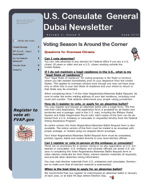 Dubai Newsletter - photos state