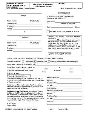 file fd foc4035 form