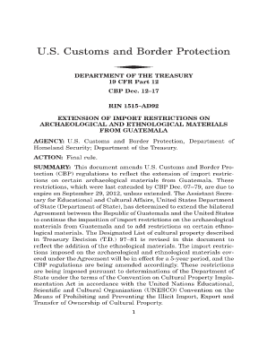 cbpform3078  Cbp Form 3078 Application For Identification Card - Fill Online ...