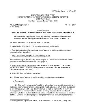 Fillable Medcom Form 104 R - Fill Online, Printable, Fillable ...