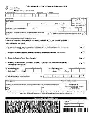 dnr form texas Templates - Fillable & Printable Samples for PDF ...