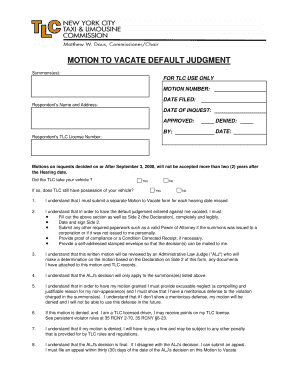 Get motion for default judgment new york sample PDF Form Samples to