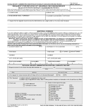 what is omb no 0960 0277 form
