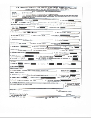 Example Of Da Form 4187 For Dlpt - Fill Online, Printable ...