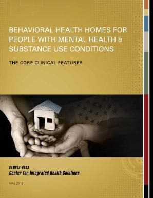 mental health homes