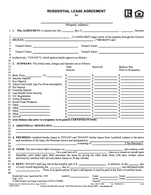 South carolina lease agreement pdf forms