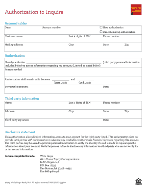 Third Party Authorization - Fill Online, Printable, Fillable ...